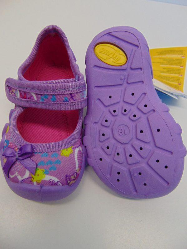 Befado 109P182 buciki dziewczęce