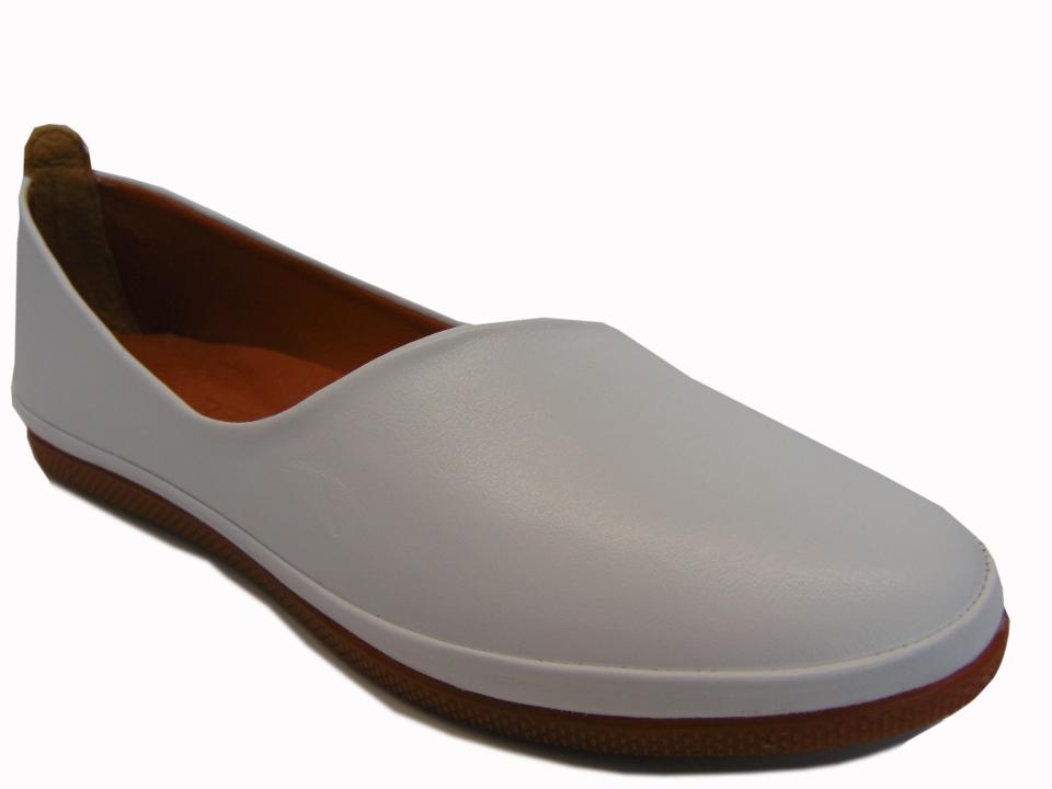 37b19c594c4578 Badura 6489-69 baleriny białe | Buty damskie na lato, sandały ...