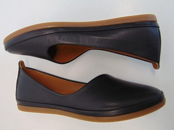 Badura 6489-69 baleriny czarne