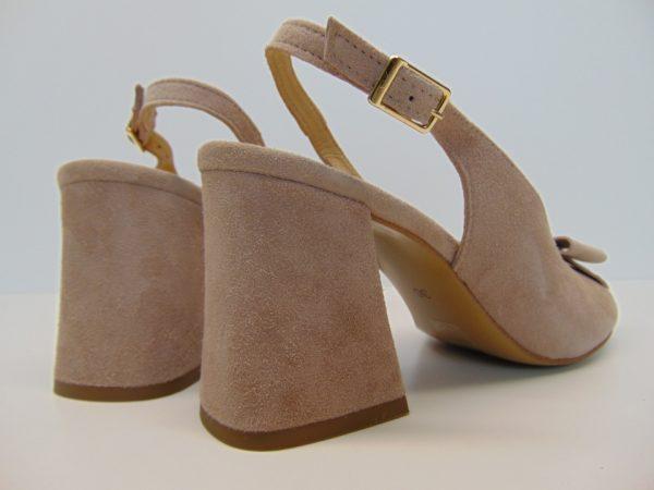 Sandały Maccioni 898 skóra beżowe