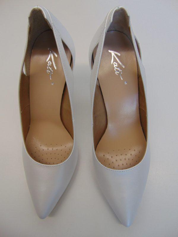 Sandały Kati 2604-173 skóra czarny
