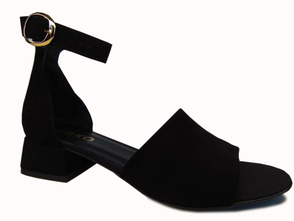 98cecd5cd291b Sandały Ryłko 3MFE9T114F czarne | Buty damskie na lato, sandały ...