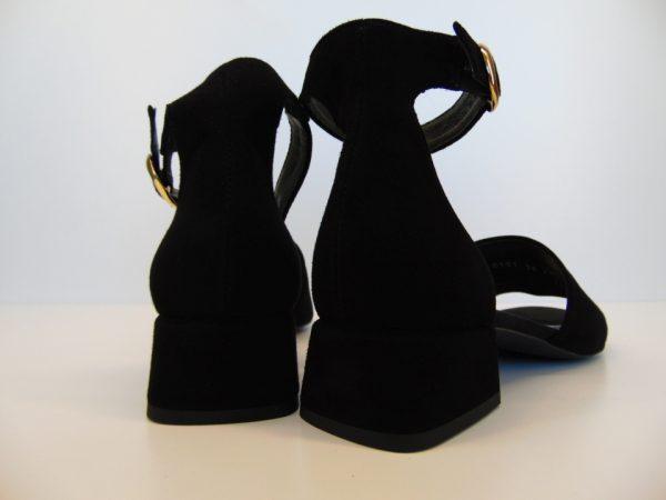 Sandały Ryłko 3MFE9T114F czarne