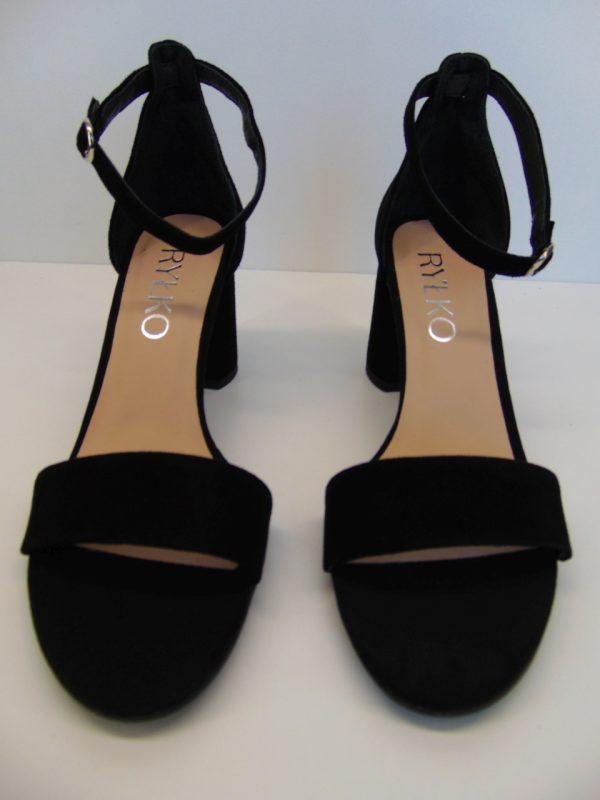 Sandały Ryłko 7NBD3T314F czarne