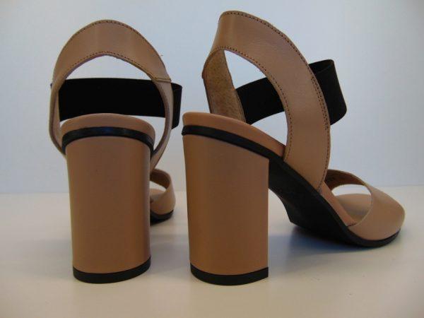 Sandały Ryłko 9HH81T43HPF beżowy