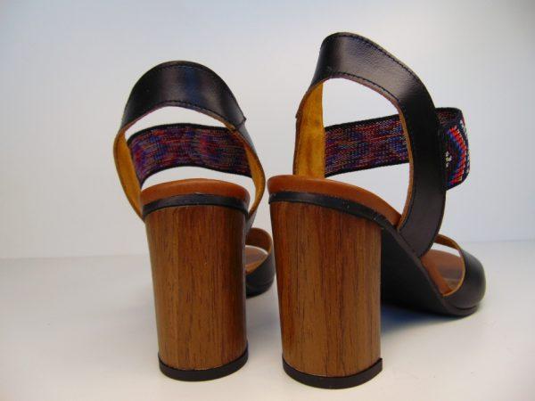 Sandały Ryłko 9HH81T4SE4F czarne