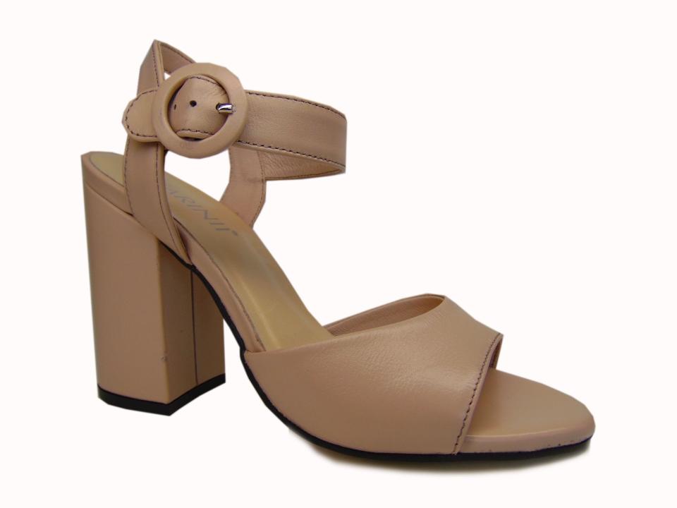 962f512881fde Sandały Carinii B4998 skóra beż | Buty damskie na lato, sandały ...