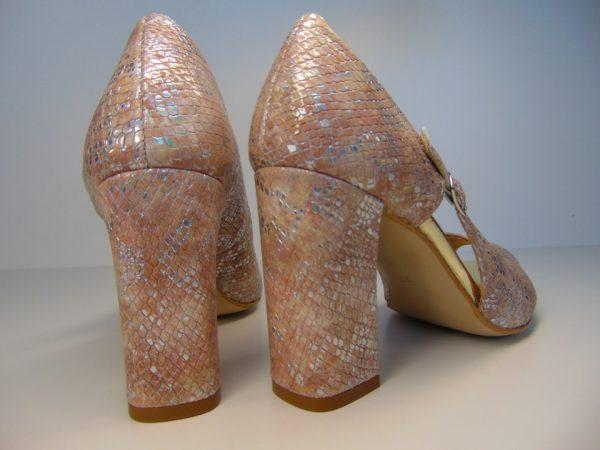 Monnari BUT0410 sandały beżowe