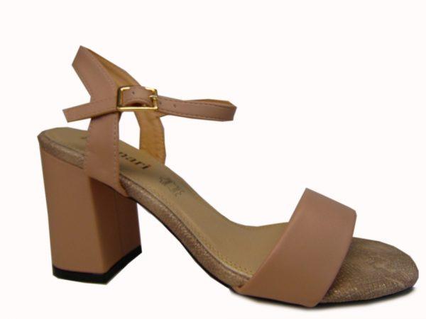 Monnari BUT0210-004 sandały j.różowy