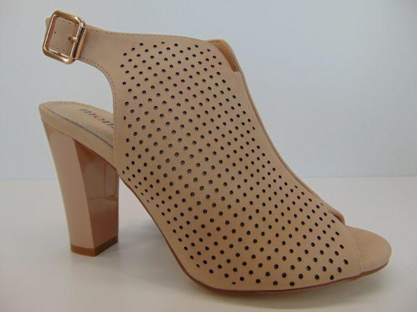 Monnari BUT0350-015 sandały beżowe
