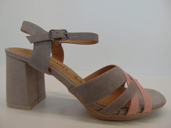 Monnari BUT0050-019 sandały szary