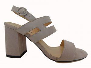 Monnari BUT0100-019 sandały szary