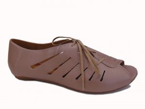 Sandały Nessi 19529 skóra beż