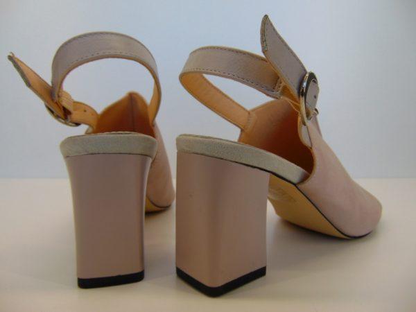 Monnari BUT0150-004 sandały jasny róż