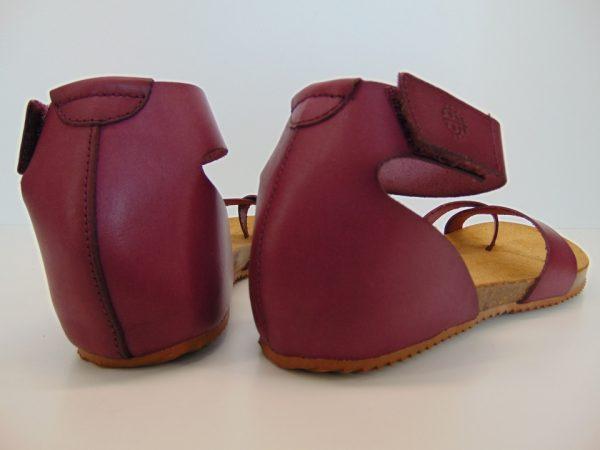 Yokono 042 hiszpańskie sandały nuez camelowe