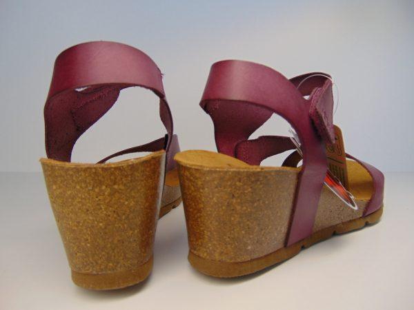 Yokono 196 hiszpańskie sandały camelowe/multi marino