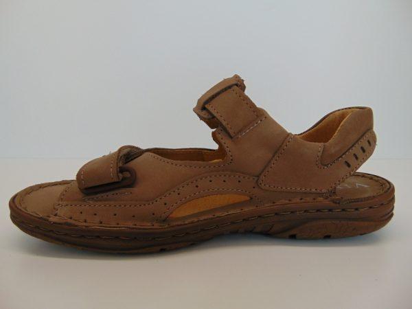 Vinci Nikopol 194-31 sandały jasny beż