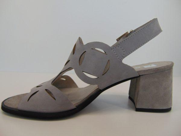 Sandały Nessi 19563 białe lico