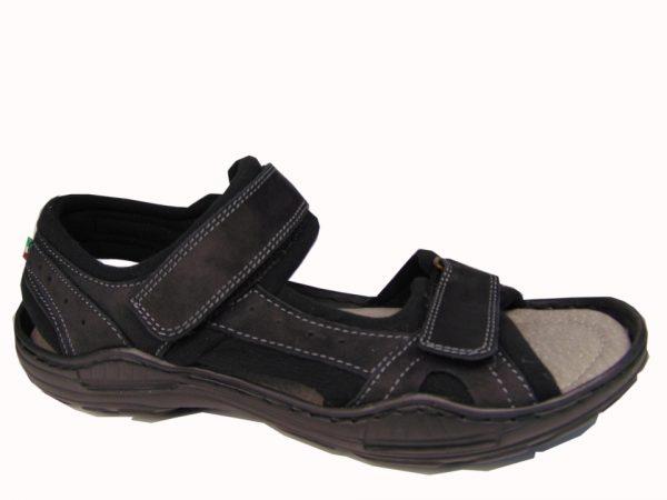Meexx/Rammit 845-CH18 sandały męskie czarne