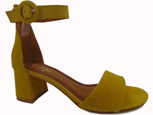Sandały Maciejka 04237-05 skóra fiolet