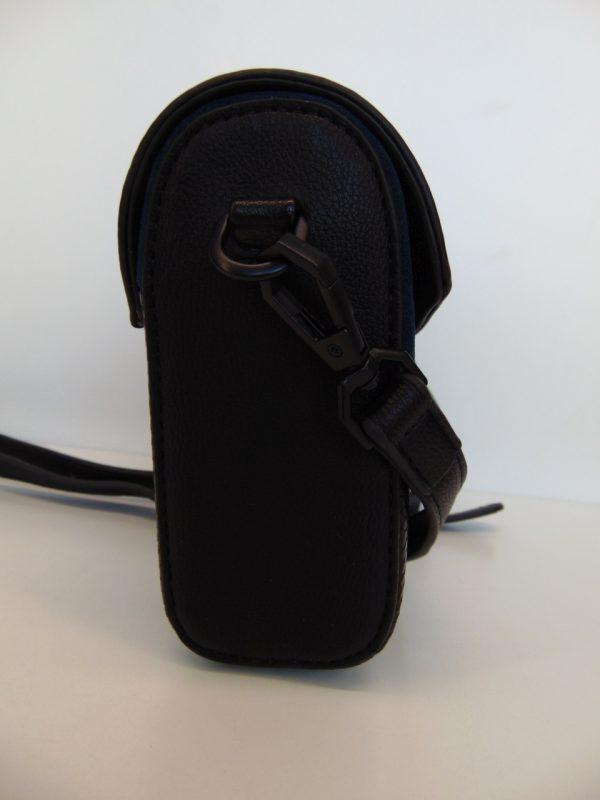 Torebka Monnari BAG9110 czarno granatowa