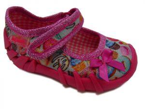 Befado 110P361 buciki dziewczęce