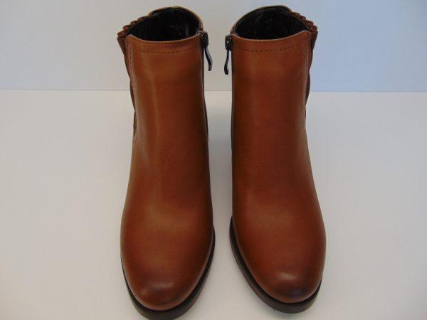 Botki Gamis 3802 skóra lico brązowy B31