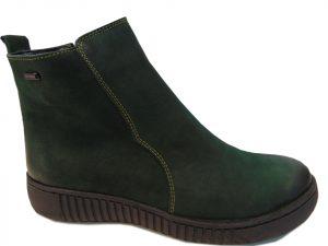 Rammit 1390 CH45 skóra nubuk zielone