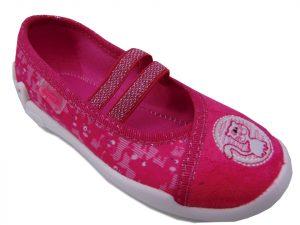 Befado tenisówki 116X242 obuwie dziewczęce