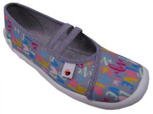 Befado 116Y261 obuwie dziewczęce