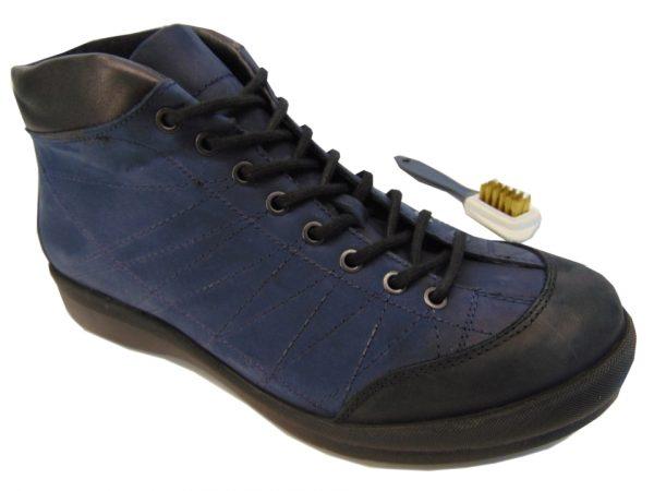 Badura buty męskie 4752 645 czarne