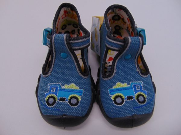 Befado 110P355 obuwie chłopięce