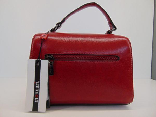 Monnari BAG9230 torebka damska czerwona