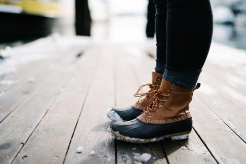 Jak wybrać idealne buty nazimę?