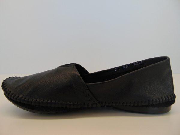 Espadryle baleriny Maciejka 1930A-71 czarne