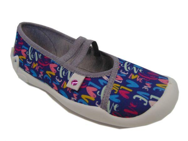 Befado 116Y260 obuwie dziewczęce