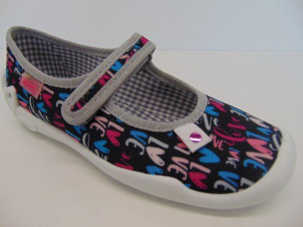 Befado 114Y373 obuwie dziewczęce