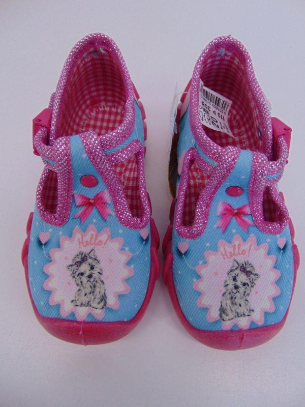 Befado 110P358 obuwie dziewczęce