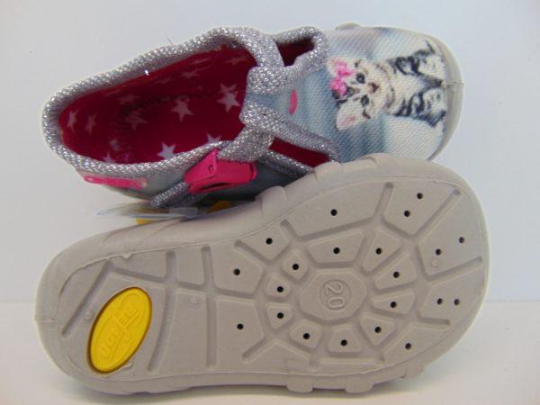 Befado 110P365 obuwie dziewczęce