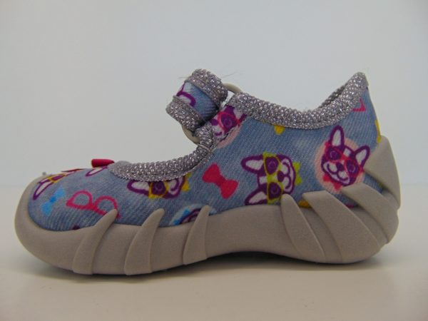 Befado 109P192 buciki dziewczęce