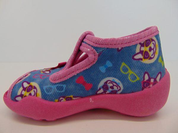 Befado 213P113 buciki dziewczęce