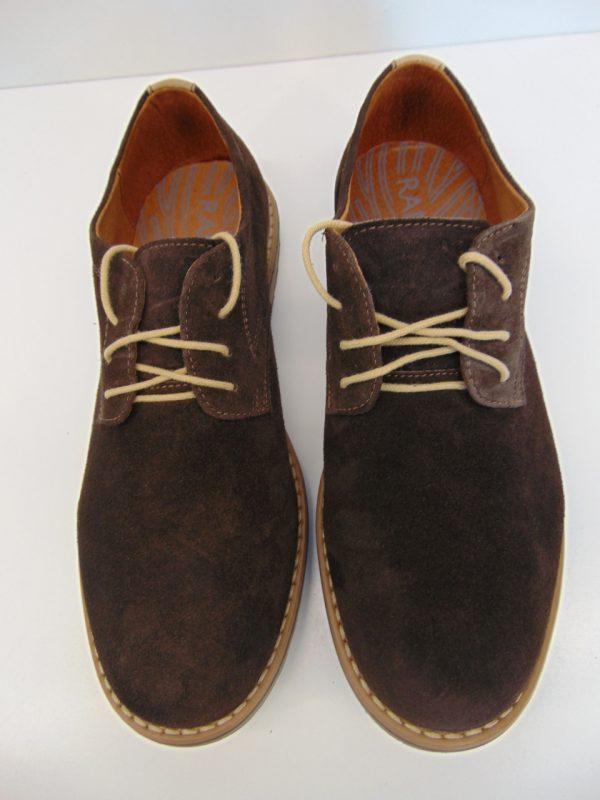 Kowbojki Carinii B5491-H20 skóra welur czarne
