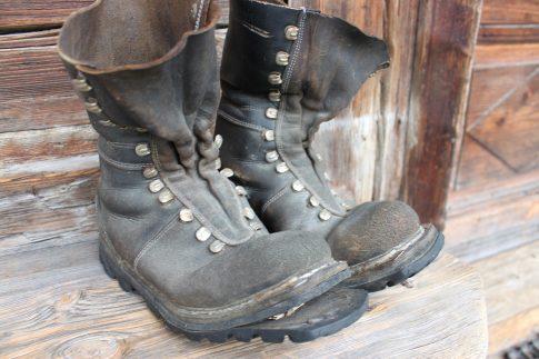 Jak dbać o swoje buty zimą