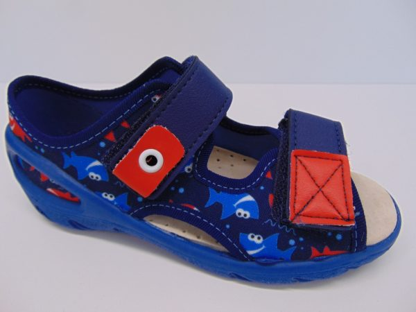 Befado 065X129 sandały chłopięce