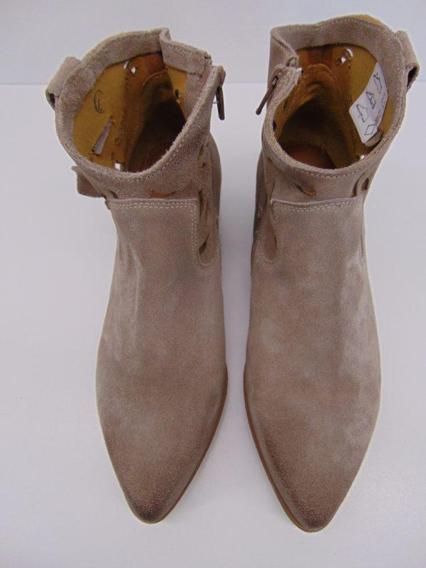 Nessi 18765- CTmokasyny/lordsy skóra róż