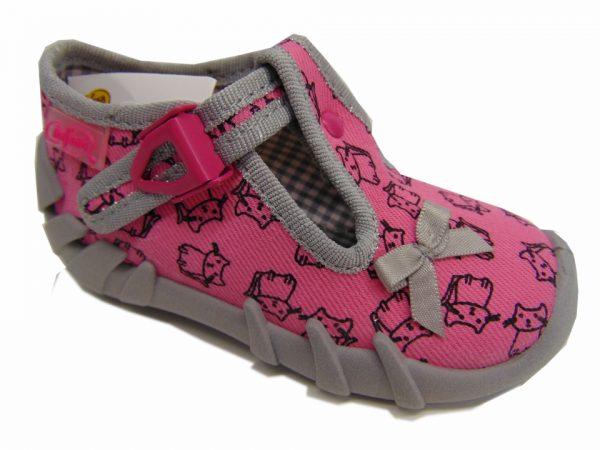 Befado 110P376 obuwie dziewczęce