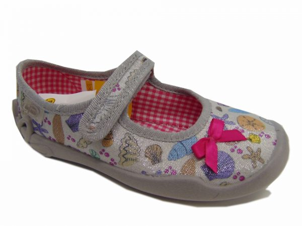 Befado 114X394 obuwie dziewczęce