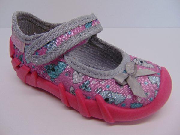 Befado 109P201 buciki dziewczęce