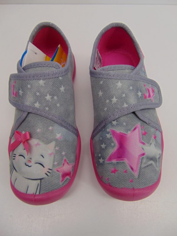 Befado 122x002 obuwie dziewczęce