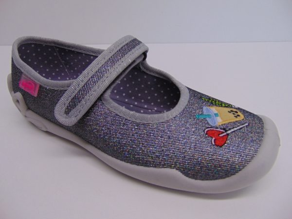 Befado 251Y143 obuwie dziewczęce
